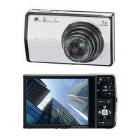 Olympus Mju 7000 Digital Camera
