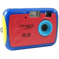 VistaQuest VQ-2000 Digital Camera