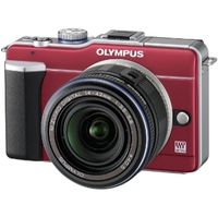 Olympus PEN E-PL1 Digital Camera with 14-42mm lens