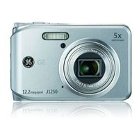 GE J1250 Digital Camera