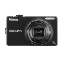 Nikon COOLPIX S6000 Digital Camera