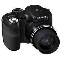 Fujifilm FinePix S1800 12 MP Digital Camera with 18x Wide Angle Optical Dual Image Stabilized Zoom a
