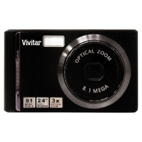 Vivitar Vivicam 8225 Digital Camera