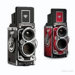 Minox DCC Rolleiflex AF 5 0 Digital Camera