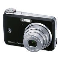 GE W1200 Digital Camera