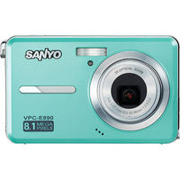 Sanyo VPC-E890 Digital Camera