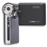 Agfa DV-5000Z Flash Media Camcorder