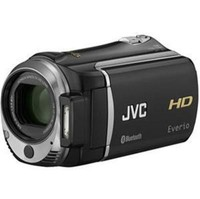 JVC Everio GZ-HM550 High Definition Camcorder