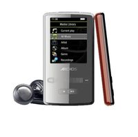 Archos 2 Vision 8 GB MP3 Player - Chocolate Digital Media Player