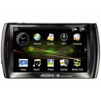 Archos 5 500GB ANDROID Internet Tablet and Multimedia Player MP3 Player