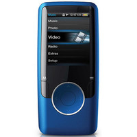 Coby MP620  4 GB  MP3 Player