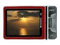 Ematic EM364CAMR  4 GB  MP3 Player