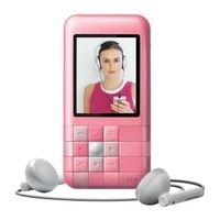 Creative Technology Zen Mozaic 4 GB Pink Mp3 Player  Built-in Speaker Fm Radio  Digital Media Player