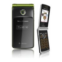 Sony Ericsson TM506 Cell Phone