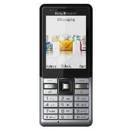 Sony Ericsson Naite Cell Phone