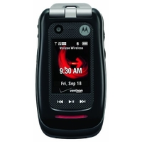 Motorola Barrage Cell Phone