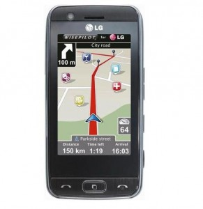 LG GT505 Cell Phone
