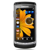 Samsung i8910 OMNIA HD 16 GB - Black Cell Phone