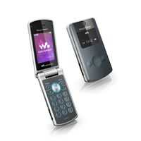 Sony Ericsson W508 Cell Phone