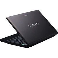 Sony VAIO R  VPCEB11GX BI 15 5  Notebook PC - Matte Black