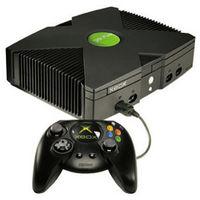 Microsoft Xbox Black Console