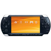 Sony PlayStation Portable  PSP  Slim  PSP2000  Black Console