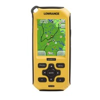 Lowrance Endura Out Back Handheld GPS Receiver