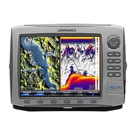 Lowrance HDS-10 GPS Receiver