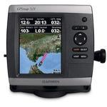 Garmin Gpsmap 521s Dual Frequency Combo GPS Receiver