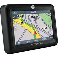 Motorola Motonav TN30 Car GPS Receiver