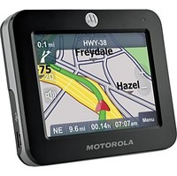 Motorola MOTONAV TN20 Car GPS Receiver