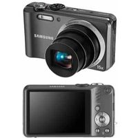 Samsung HZ30W 12 Megapixel Digital Camera - Black