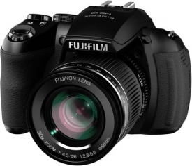 FUJIFILM FinePix HS10 Digital Camera