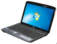 Acer AS5740-6025 15 6-Inch Laptop  Blue  PC Notebook