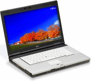 Fujitsu LB E780 CI5 2 4 15 6 2GB-320GB DVDR CAM WLS W7P  XBUY-E780-W7-001  PC Notebook
