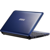 MSI Computer WIND 10 N450 1 66G 1GB 160GB Laptops  U135-208US  PC Notebook