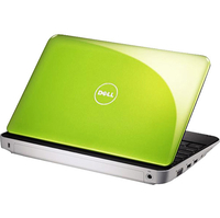 Dell Green 10 1  Inspiron Mini 1012 Netbook PC with Intel Atom N450 Processor   Windows 7 Starter Ed     884116034926