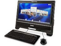 MSI Wind Top AE2200-14SUS - All-in-one - 1 x P E5400 - RAM 4 GB - HDD 1 x 500 GB - DVD RW   R DL        PC Desktop
