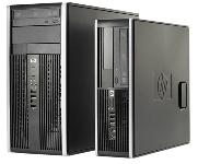 Hewlett Packard  6005 PRO SFF ATH 215 X2-2GB 160GB DVD W7P-XP - NV466UAABA PC Desktop