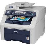 Brother 5in1 color ntwrkable 16ppm 600x600dpi upto 35 sheets adf  MFC-9120CN  All-In-One Laser Printer