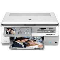 Hewlett Packard Photosmart C8180 All-In-One InkJet Printer
