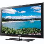 Samsung LN40C550 40 in  HDTV LCD TV