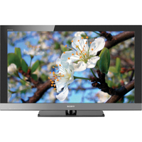 Sony KDL-40EX500 40 in  HDTV-Ready LCD TV