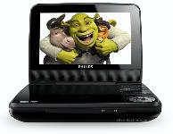 Philips PET741B 37 7 in  DVD Player