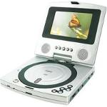 Coby TF-DVD4500 4 5 in  Portable DVD Player