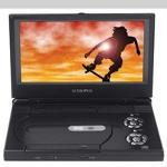 Audiovox D1909 9 in  Portable DVD Player