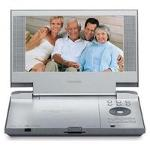 Toshiba SD-KP19 8 in  Portable DVD Player