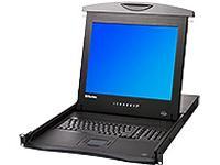 Raritan T1700 17 inch CRT Monitor