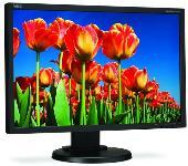 NEC E222WBK Monitor