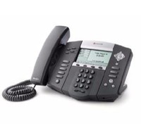 Polycom SOUNDPOINT IP 550 SIP NO POWER SUPPLY - SPECIAL ORDER ONLY IP Phone